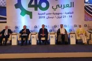 سعفان خلال مؤتمر العمل العربي: مصر تشن حربا ضد الإرهاب لتحقق تنمية شاملة