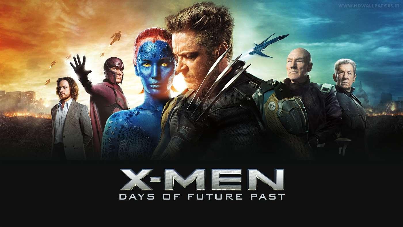 ترتيب مشاهدة افلام X Men 0