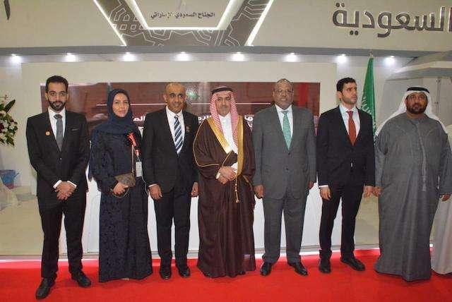 """منصة سعودية إماراتيةمشتركةفي معرض الأغذية الإفريقي  """"فوود أفريكا 2019"""""""