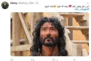 """""""انى راحل ومصر باقية"""" .. طومان باى يشعل تويتر بعد الحلقة الأخيرة من ممالك النار"""