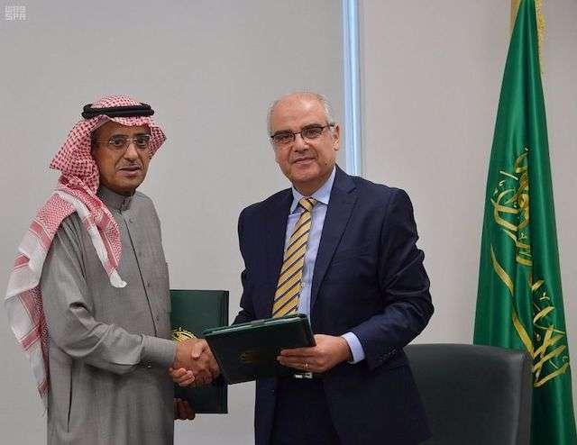 مساعدات مركز الملك سلمان في الأردن والباكستان