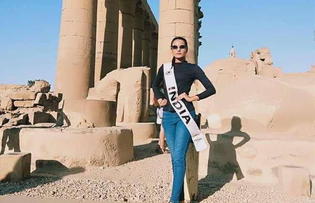شاهد أفضل 40 عارضة أزياء في العالم: مصر أجمل مقصد سياحي