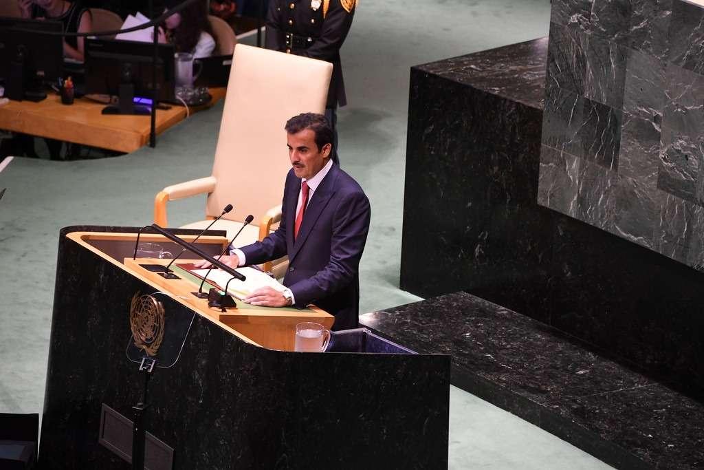 امير قطر: استقرار منطقة الخليج يتطلب حاجة دولية