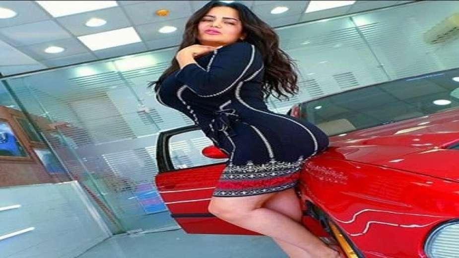 بالصوت والصورة - الراقصة التي هزت عرش سما المصري