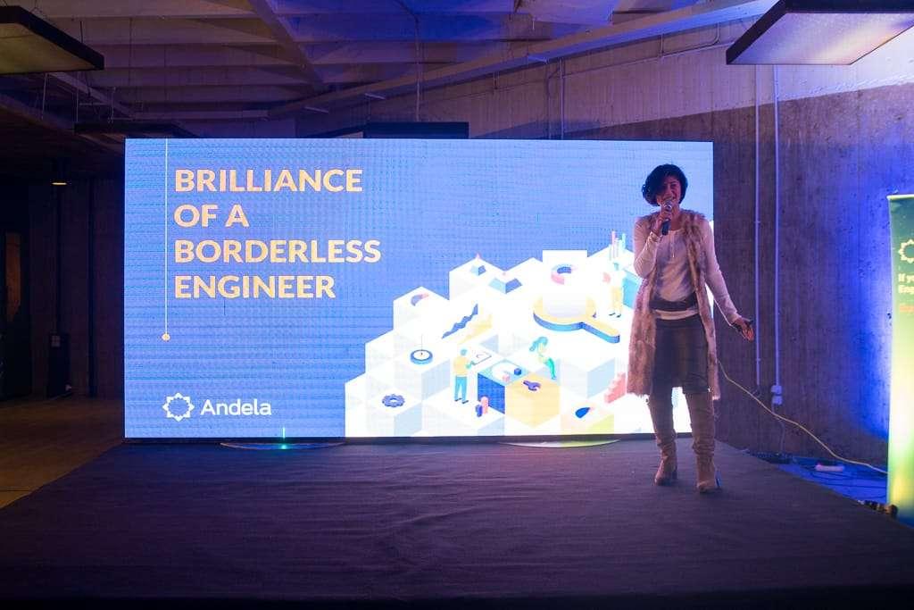 مؤتمر أنديلا العالمية فى مصر لمناقشة عبقرية عمل مهندسي البرمجيات عن بعد