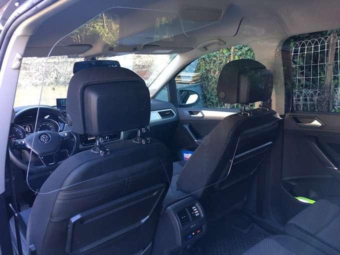 """ماكرون أول رئيس يستخدم سيارة مصفحة ضد """" كورونا """" .. بالصور"""