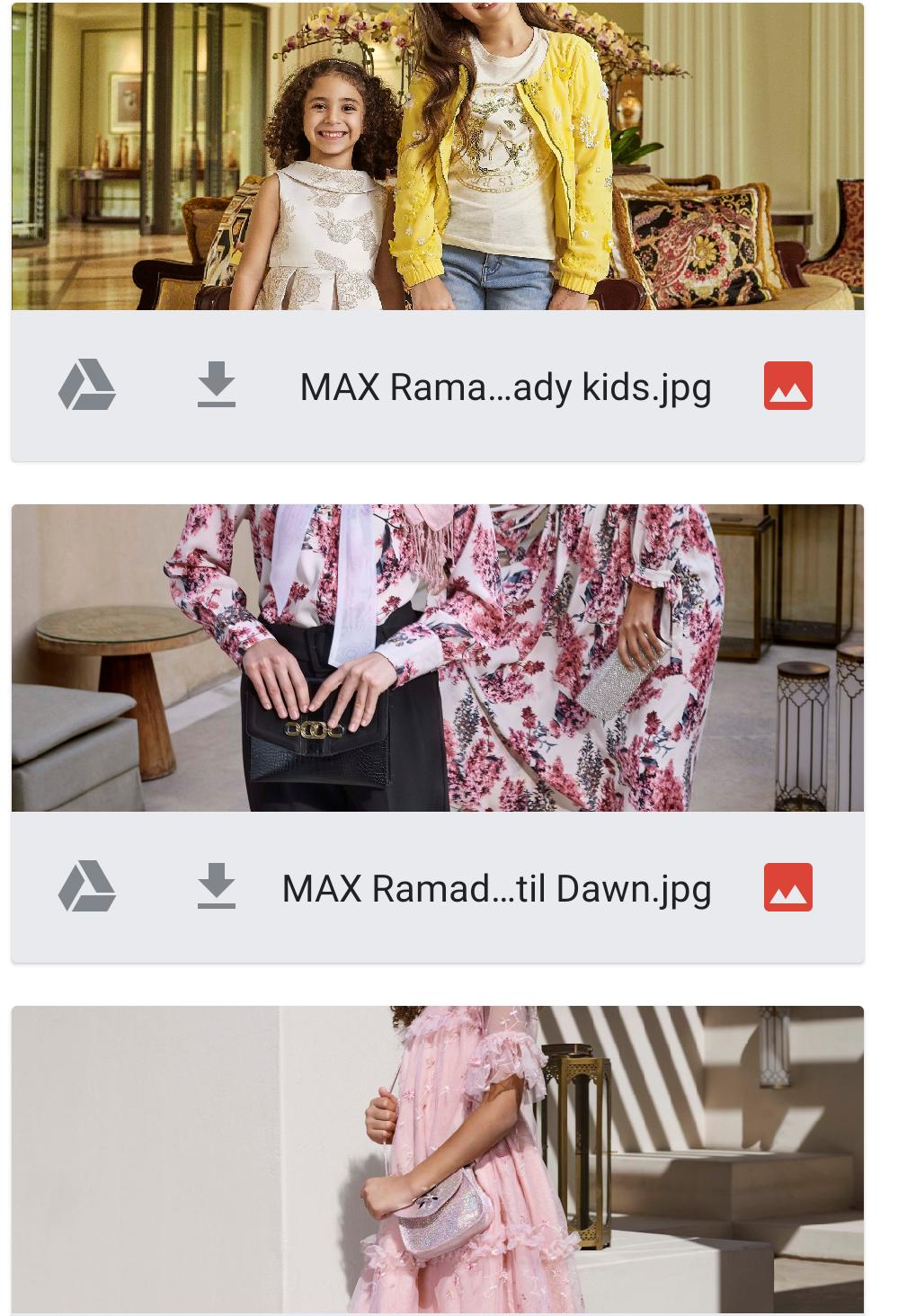 ماكس فاشن: مجموعات أزياء خاصة لرمضان لطلة عصرية ومريحة خلال وقت الصوم
