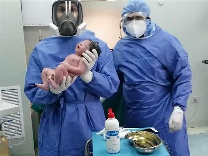 مستشفى العجوزة تُسجل سابع حالة ولادة لمُصابة بكورونا