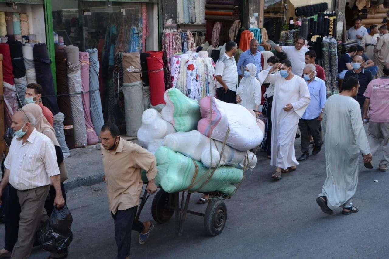 يارايحين الغورية … هاتو لحبيبي هدية من غير كورونا