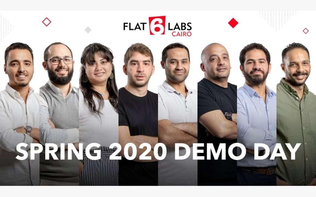بعد تخرجهم من Flat6Labs - شركات ناشئة تطلق مشروعاتها التكنولوجية في مصر