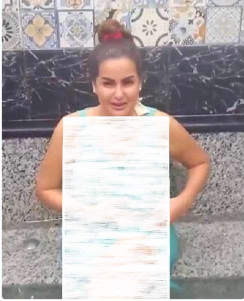 اتفرج - مقاطع من فيديو تسبب في سجن سما المصري