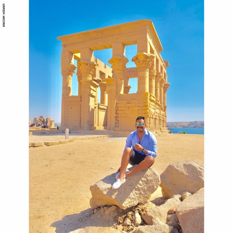 شوفوا ترويج CNN للسياحة المصرية: أحلى فيو في مصر