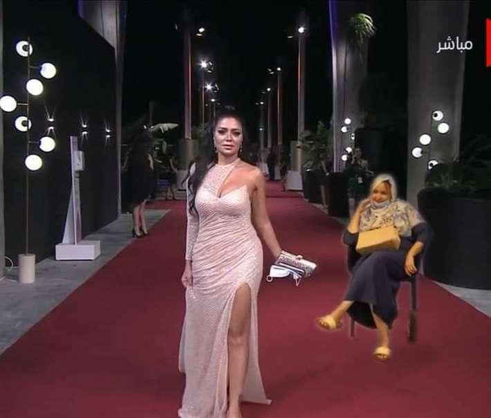 رانيا يوسف بطلة الجمهورية وعدت حدود العالمية - إتفرج بالصور