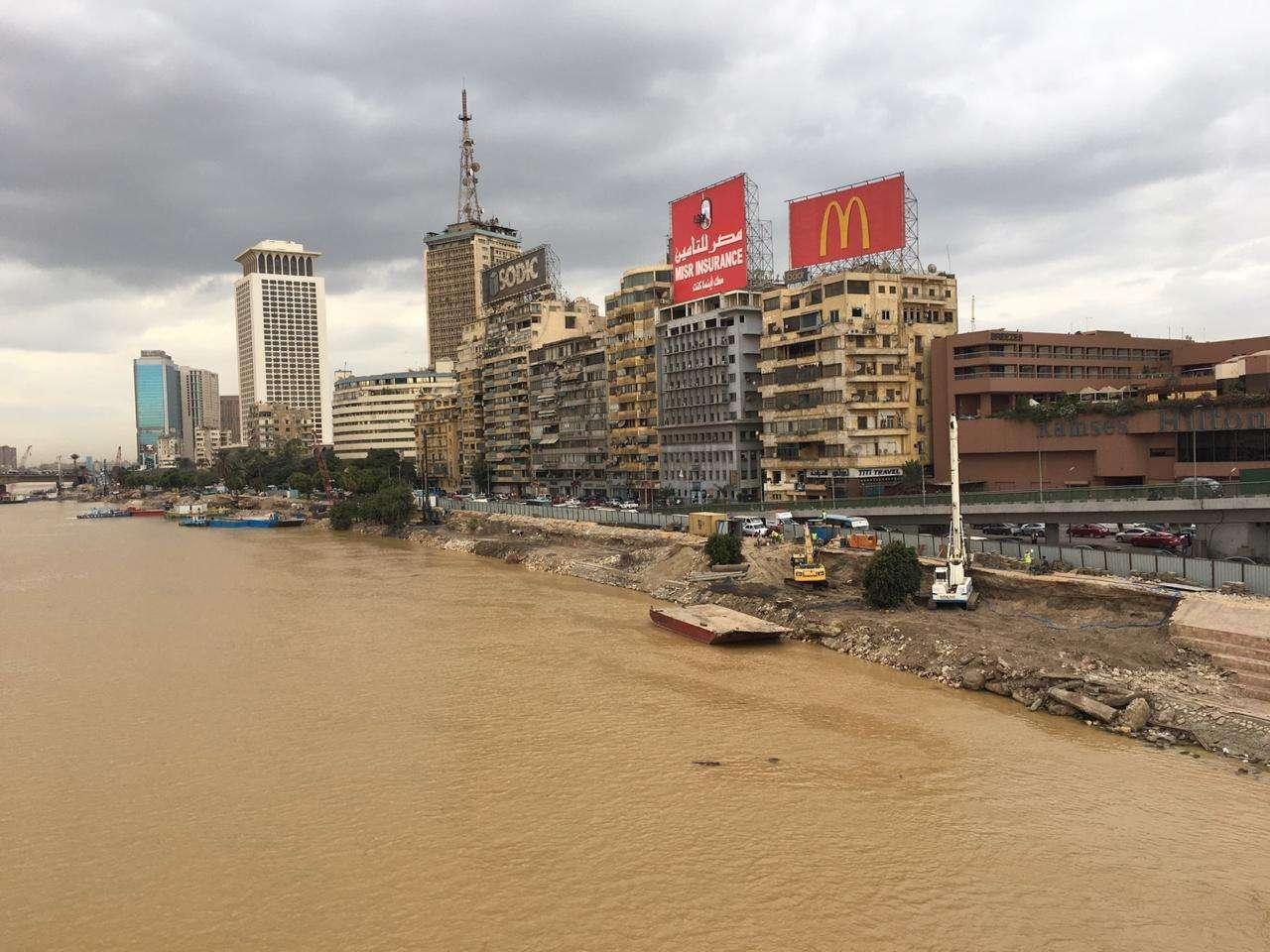 أجيال فوق السبعين شاهدت هذا المنظر لنهر النيل قبل بناء السد