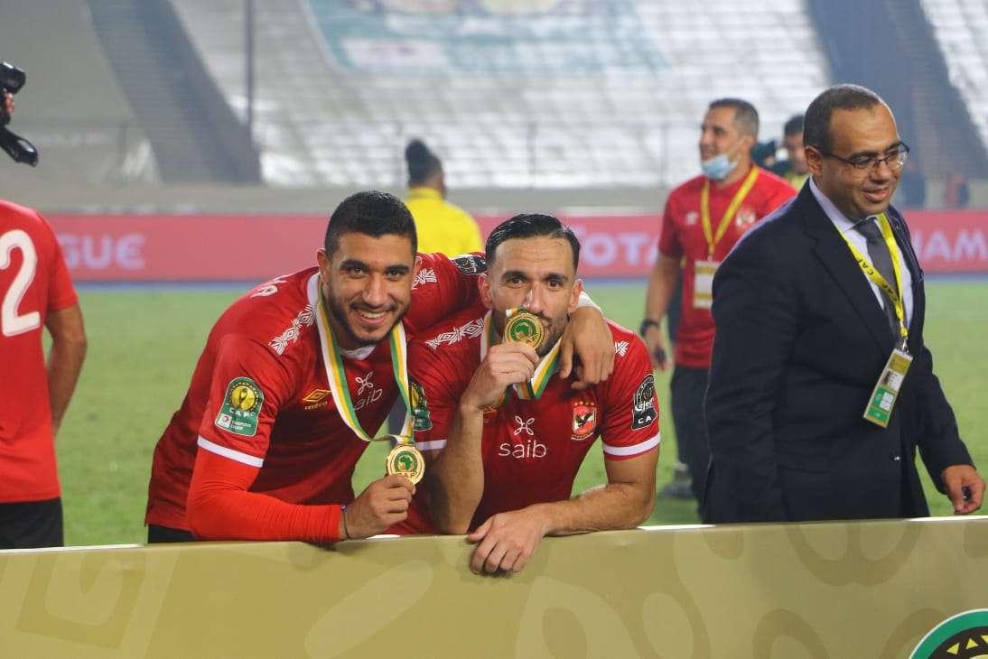 فرحة تتويج الأهلي بدوري الأبطال: 20 صورة للبشاير