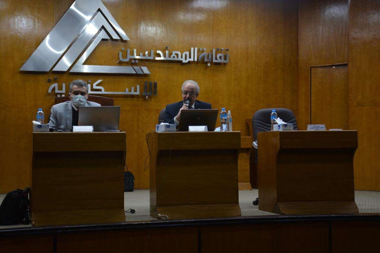 رئيس لجنة الصناعة والطاقة بنقابة المهندسين بالإسكندرية