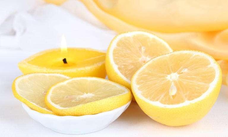 دراسة : رائحة الليمون والفانيليا تشعرك بزيادة الوزن