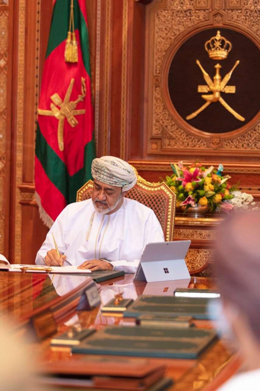 السلطان هيثم ابن طارق