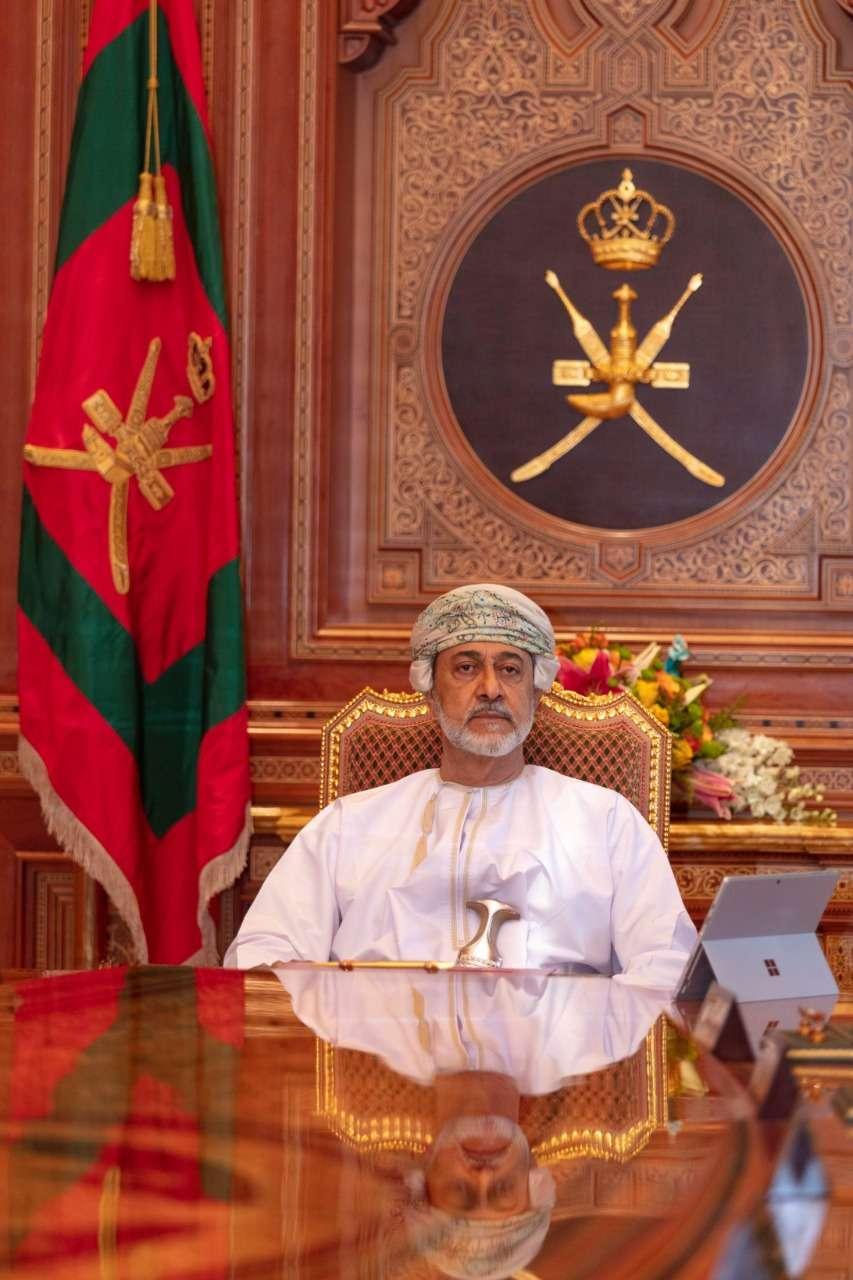 """هيثم بن طارق: التعداد الإلكتروني للسكان 2020 يدعم رؤية """"عمان 2040"""""""