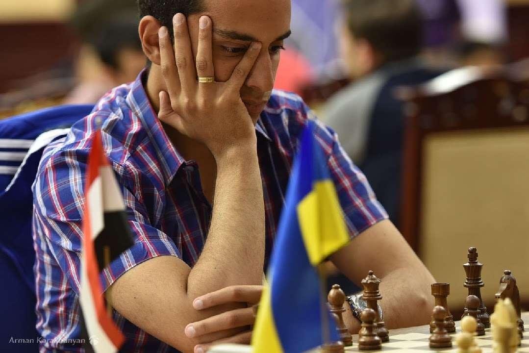 باسم أمين يحصل علي بطولة سوبر جراند ماستر اللشطرنج