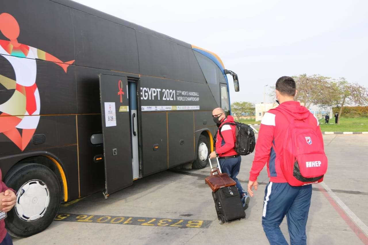 وصول فرنسا وتونس وكرواتيا وسلوفينيا للمشاركة في كأس العالم لليد