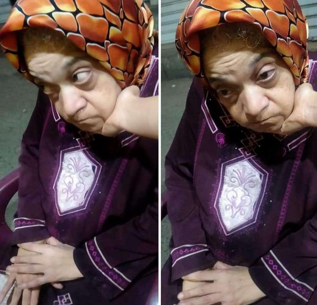 العثور علي مسنة مريضة زهايمر تائهة في محطة ترام صفر بالإسكندرية