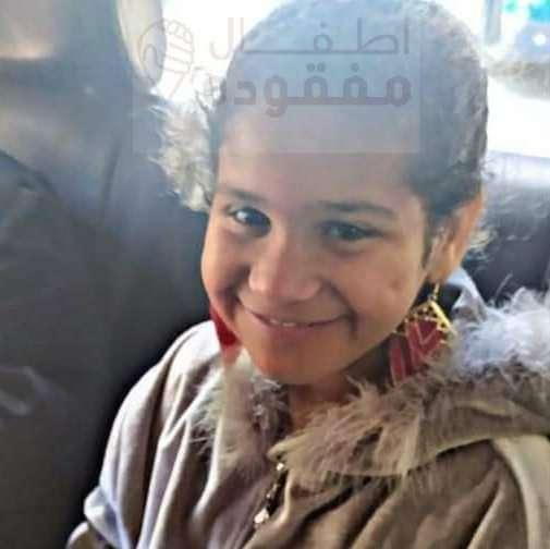 العثور علي طفلة تائهة وتسليمها لقسم شرطه حلوان