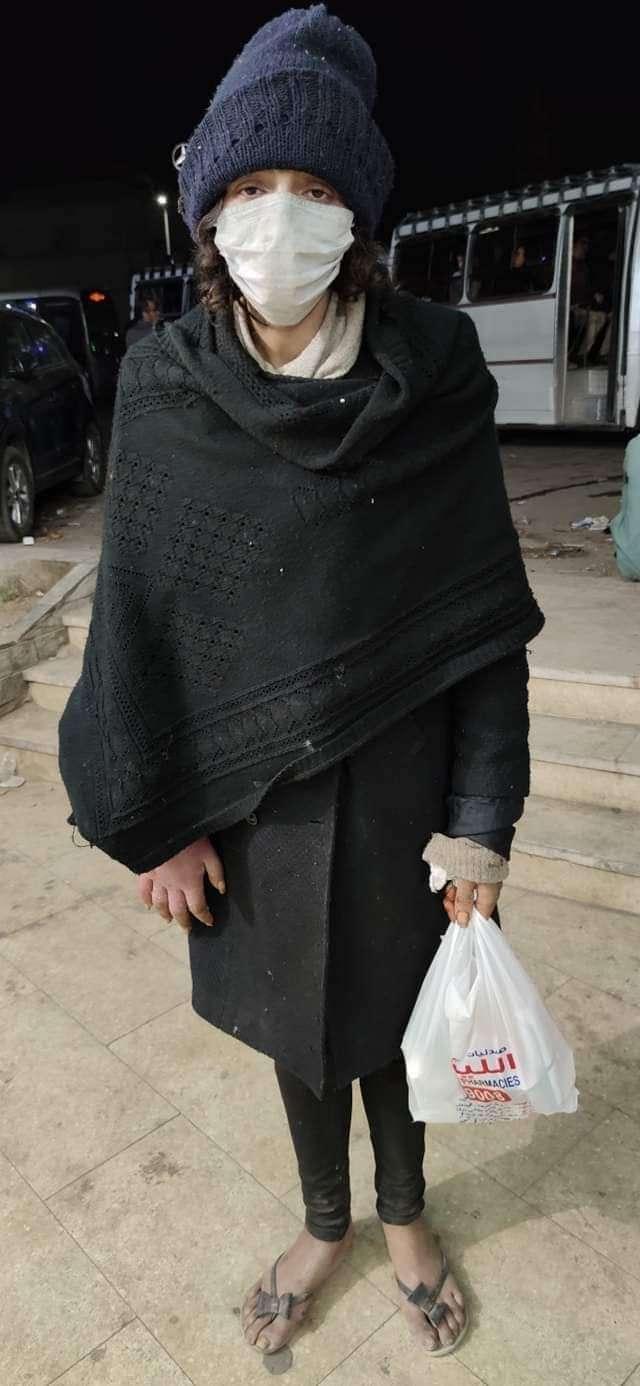 """استغاثة لمساعدة """" مايا مصطفي"""" .. توفي والديها وتعاني من التهاب خلوي"""