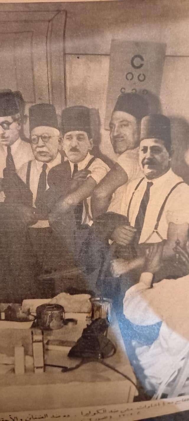 قصة الكوليرا في مصر بقلم محمد حسنين هيكل
