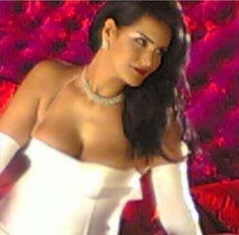 سما المصري تنشر صورة ليلة زفافها .. لن تصدق كيف كان شكلها ؟