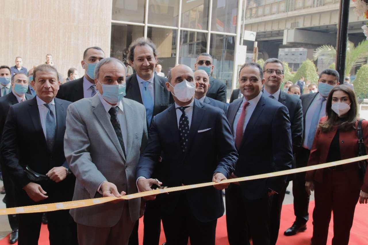 بنك القاهرة يفتتح فرعه الـ 242 بمبنى مؤسسة الأهرام بشارع الجلاء