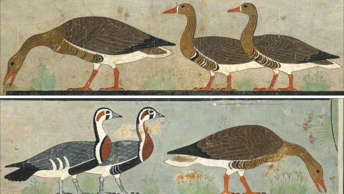 """""""الموناليزا المصرية""""... تحليل جديد للوحة عمرها 4600 عاما"""