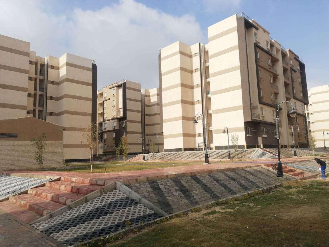 مبروووك لحاجزي وحدات بسكن مصر في حدائق أكتوبر هتستلموا يوم الأحد