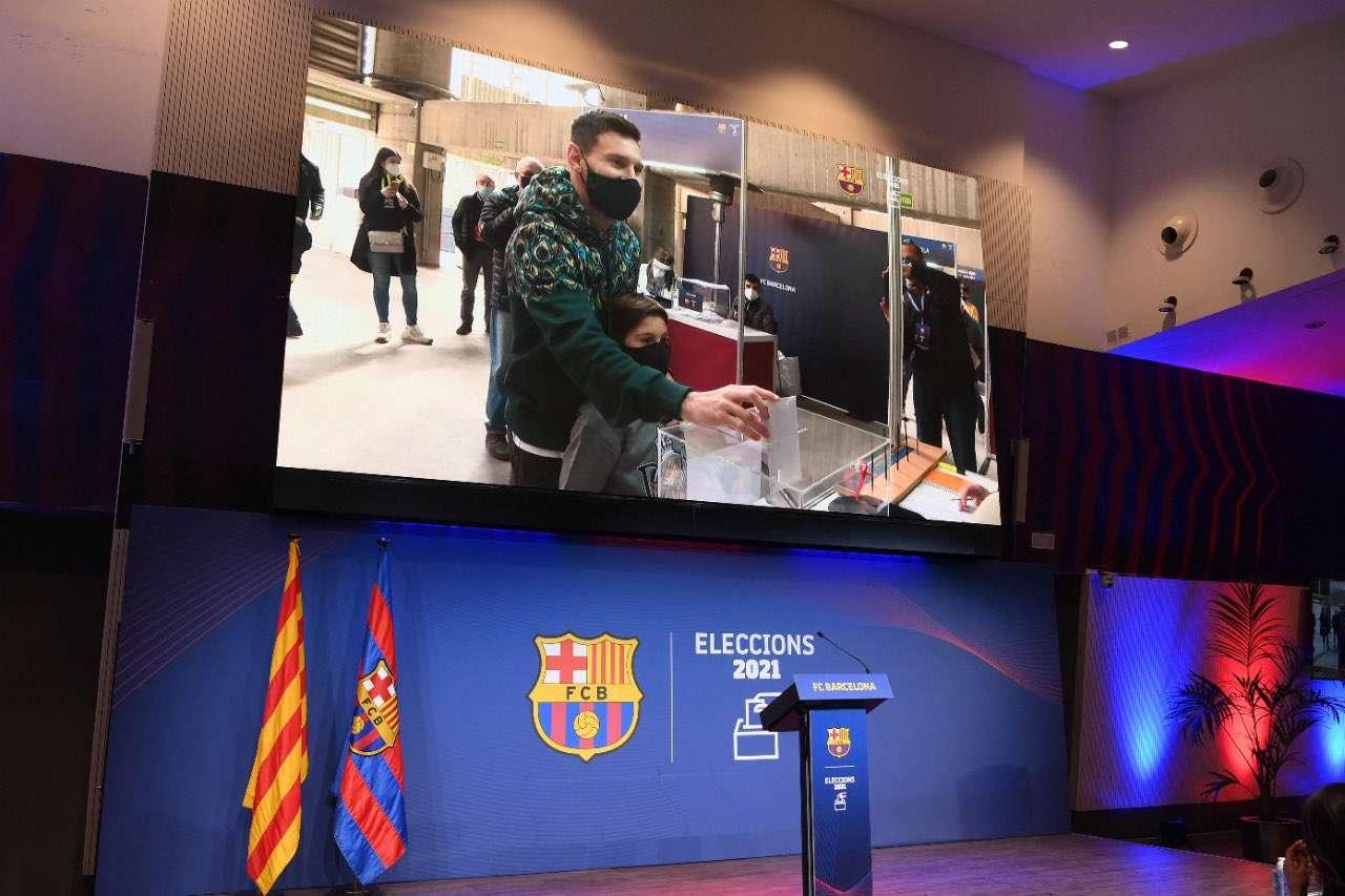 شوف مين.. مؤشرات أولية تكشف رئيس برشلونة القادم