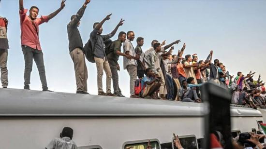 مسيرة مليونية من المصريين والسودانيين في الخارج للحدود الإثيوبية
