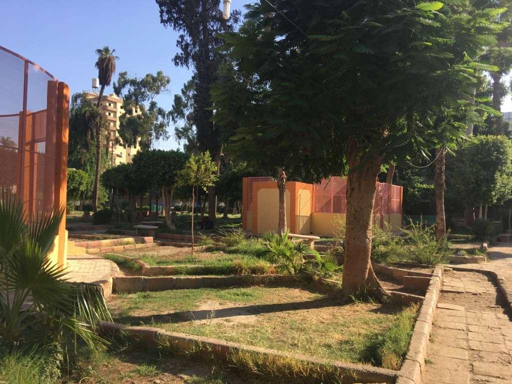 حدائق سوهاج سكنتها الأشباح في شم النسيم.. والسبب كورونا