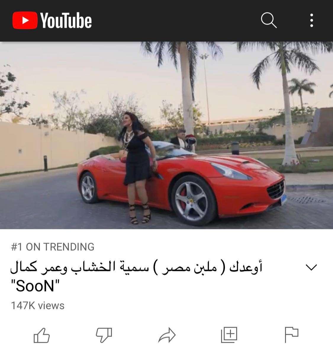 سمية الخشاب مش لاقية منافس ليها اجمد من رانيا يوسف : اتفرج
