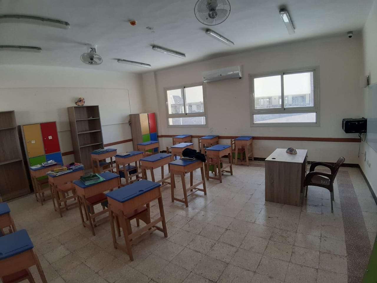 مبرووك لأهالي الشروق قريبا تشغيل مدرسة النيل الدولية با