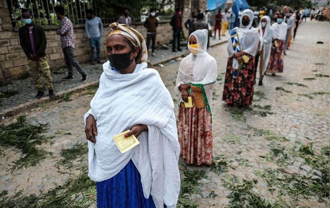 إثيوبيا تنتخب على وقع الحرب والمجاعة في إقليم تيغراي