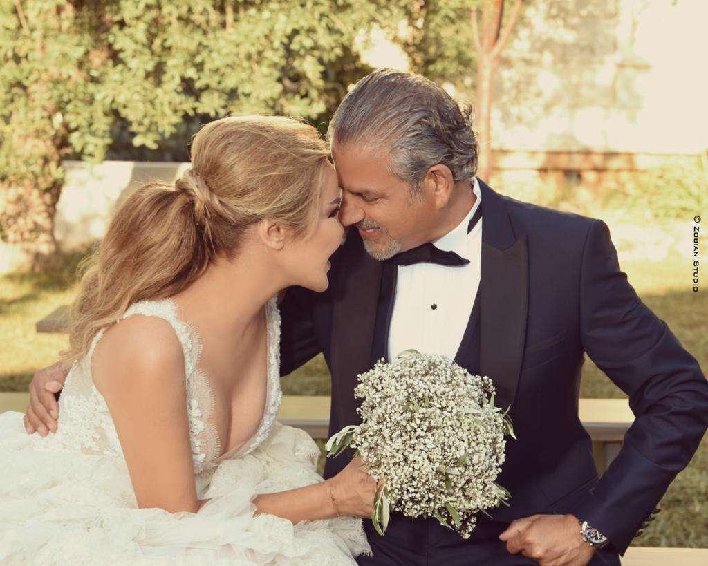 بالصور.. رولا سعد عروسة زي القمر - إتفرج