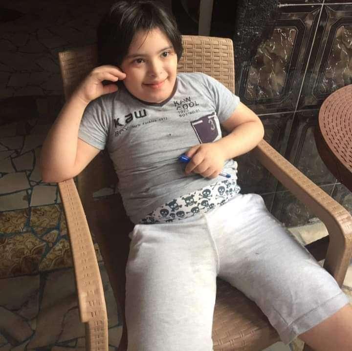 العثور على طفل تائه من ذوي الإحتياجات الخاصة.. ساعد في عودته لأهله