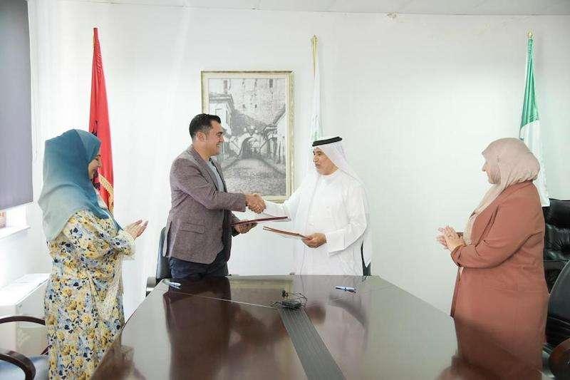 عمدة بلدية الباسان الالبانى: الامارات نموذج للتسامح الدينى