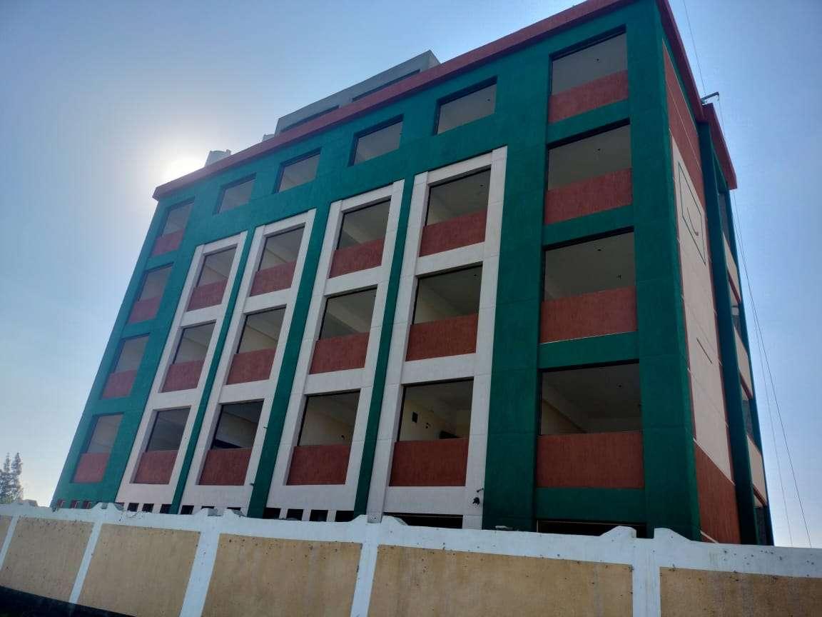 قرى البحيرة نورت بحياة كريمة: مدارس جديدة ومجمعات خدمية