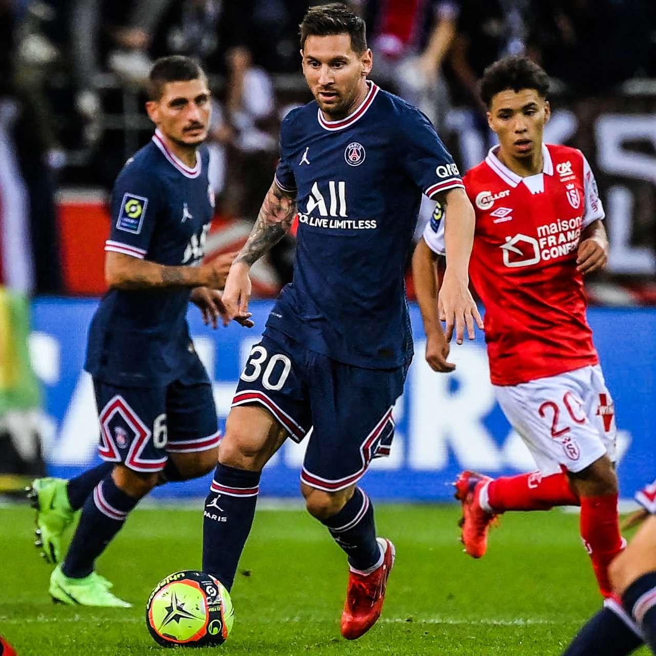 لحظة تاريخية.. ميسي يُسجل ظهوره الأول مع باريس