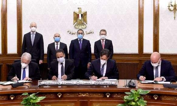 مصر دخلت على خريطة قطارات الرصاصة