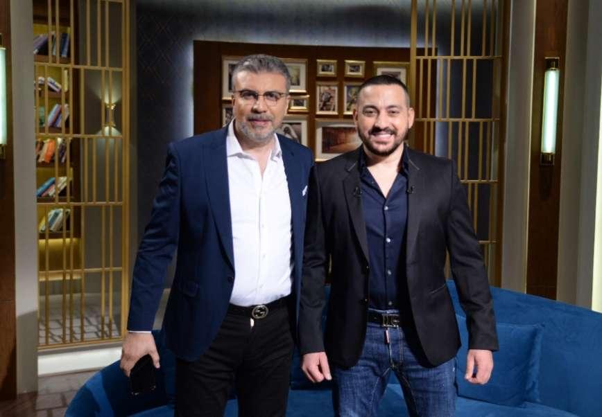 """المطرب دياب ضيف عمرو الليثي في برنامج """"واحد من الناس"""" الجمعة والسبت"""
