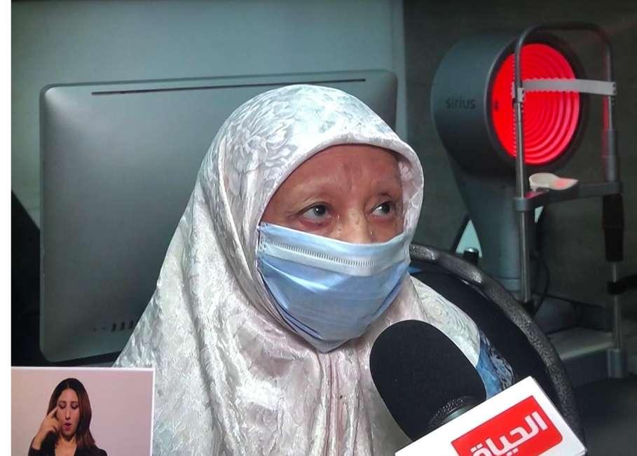 بالصور .. واحد من الناس يطلق أكبر مبادرة لعمليات العيون في مصر