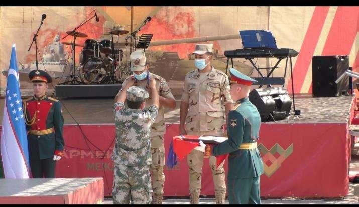 انتهاء فعاليات مسابقات المبارايات الحربية الدولية وتفوق الفرق المصرية