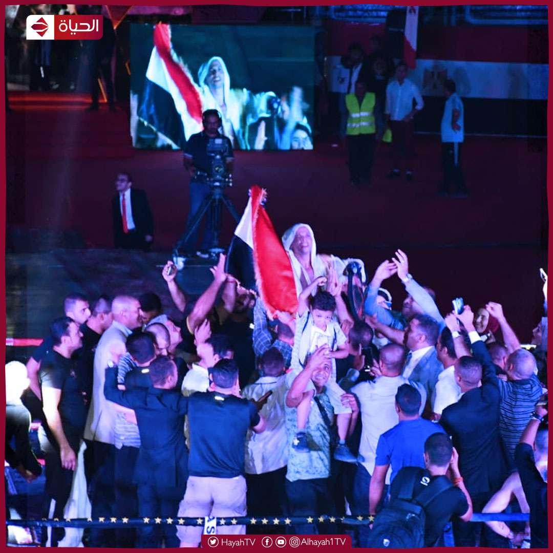 العقيد أبو ستيت يُحرز ذهبية بطولة العالم للكيك بوكسينج