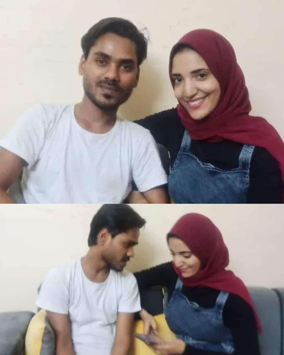 احتضنتها جدران جامعة الفيوم.. هندي يتزوج من فتاة مصرية بعد حب 4 سنوات